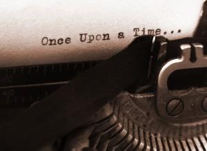 novel-writing-once-upon-a-time-typewriter