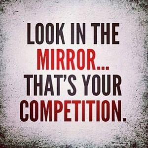 your-competition-is-you